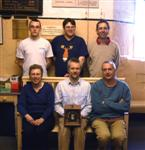 Croome Trophy 2005 won by Charlton Kings, the first time for the Cheltenham Branch