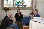Change Ringing on Handbells - Young Persons' Christmas Event 2008