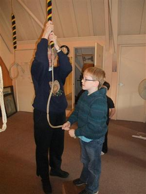 Tower bell ringing